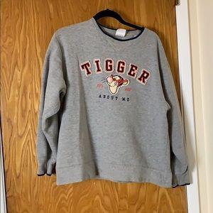 Tigger Pullover